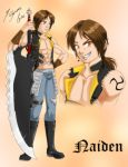 Comission - Naiden by Shinta-Girl
