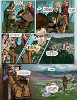Prydain: the Graphic Novel, Chapter 10 Page 6 by saeriellyn