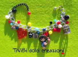 New Bracelet Kiki's delivery service by tivibi