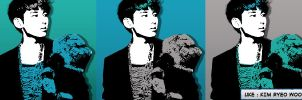 [SJ's Pack] Part 11 21/10 - Uke Kim Ryeowook by Eriol-Diggory-Art
