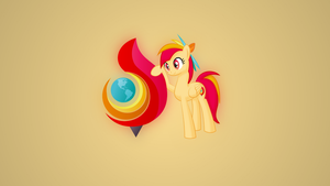 Torch Poni Minimized by Mateo-theFox