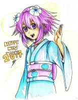 [HDN] Happy New Year! by Men-dont-scream