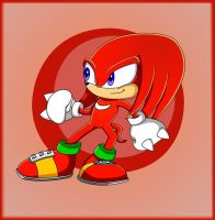 Knuckles by anthey925