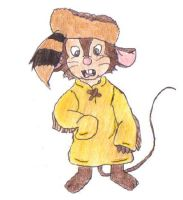 Jeepers, Fievel's a FURWEE by Surenity