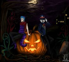 Halloween'11 by nessiys