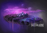 Sacchalarine World Concept Art by Tataouin