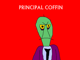 Principal Coffin by MikeEddyAdmirer89