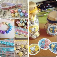 Animal Crossing Paper Star Goodies #1 by BearWithGlasses