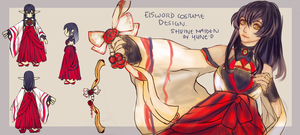 Elsword Costume Design Contest Entry by yune-d