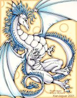 White Dragon by XianJaguar