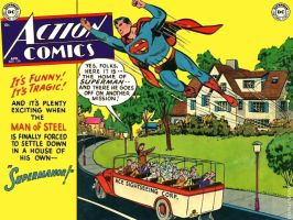 Action Comics 179 by Superman8193
