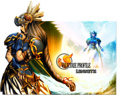 Valkyrie Profile - Lenneth Signature by AzloRaimT