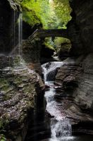 Waterfalls of New York 093 by FairieGoodMother