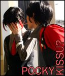 Pocky Kissu? by Ko-chan