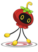Fakemon flowermonth by fer-gon