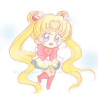 Sailor Moon ! by WinterCookies