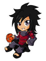 .:Uchiha Madara:. by Mako-Eyed