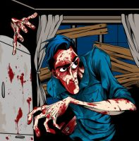 Evil Dead 2 by zombie-you