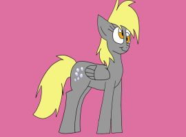 Derpy Hooves by MysteryFanBoy718