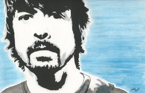 Dave Grohl by SSkyborg