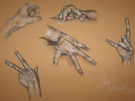 Life Drawing Homework 2-7 by Sanctioned