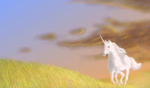Happy New Years. Here, Have a Unicorn by Autocosm