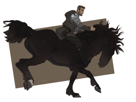 handler and horse auction | [CLOSED] by valachhim