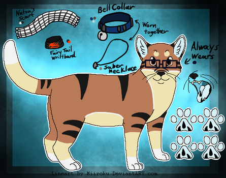 Courtney 2015 Ref by AquatheOhioKitty