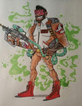 Who you gonna call by ecoe3