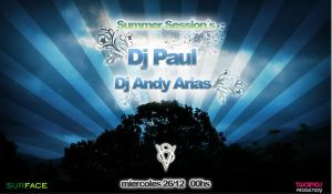 Dj_Paul_Dj_Andy_Arias_Flyer by badendesing