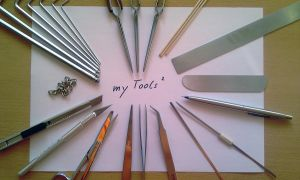my Tools - part 2 by Destro2k