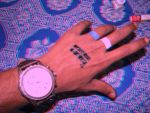 Hand Anaglyph by Justinsykehunt