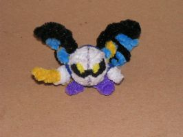 Meta-Knight by fuzzyfigureguy