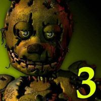 FNAF 3 by treqable