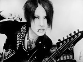 Art Aoi the GazettE / Filth In The Beauty by pollidenister