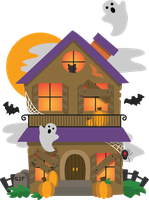 Haunted House by forever-airborne
