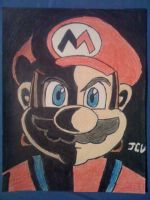 M for Mario by Twinkie5000