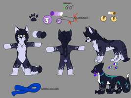 2017 Tabs ref!~ by AderynTheArtist