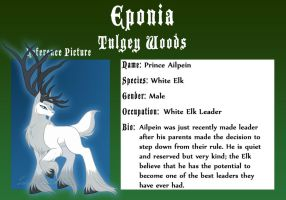 MLP Eponia - Prince Ailpein App by LadyZolstice