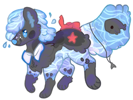 Chibi commission by Flipgang