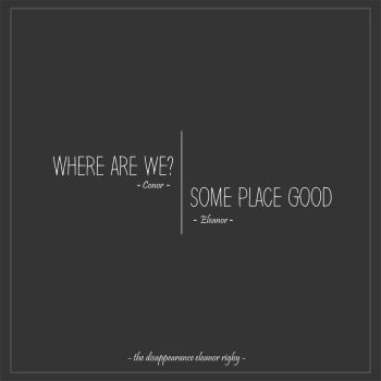 Some Place Good~~ by dhysa