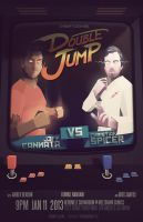 Double Jump poster by SteveCourtney