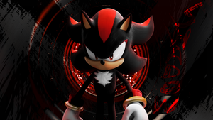 Shadow the Hedgehog[1] by Light-Rock