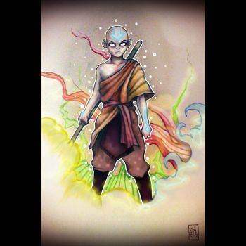 Avatar- The Last Airbender by corinnealexishall