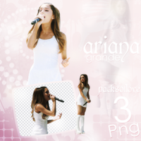 PNG PACK (82) Ariana Grande by DenizBas