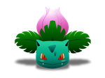 Ivysaur by darkheroic