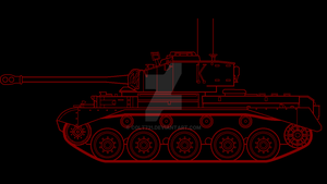 Comet. The bigger Cromwell by COLT731