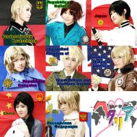 APH---We are the world by hikou10