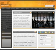 business website by F05310019