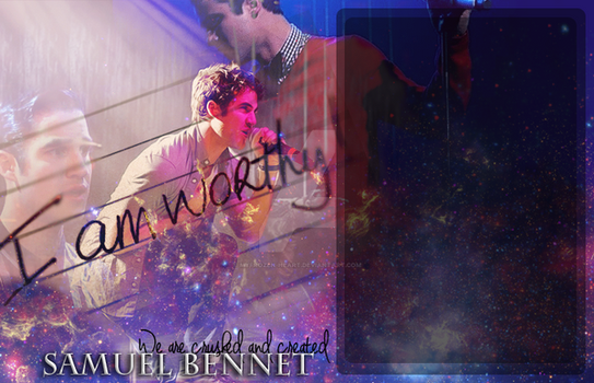 Samuel Bennet Template by MyFrozen-Heart